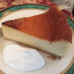 55749295 - ベイクドチーズケーキ特濃