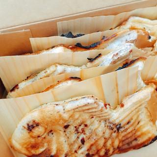 鯛焼きのよしかわ - 料理写真: