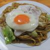 かね平 - 料理写真:焼そば(小)