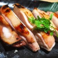 総州古白鶏の塩麹漬け焼