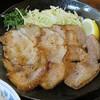 蝦夷 - 料理写真:しょうが焼き定食