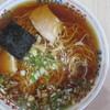 ラーメン まるひら - 料理写真:ラーメン正油(650円)