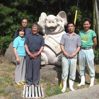 生産者直結で安心・安全な長崎芳寿豚を使っています