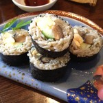 正覚 田中屋 - 料理写真:そばすしさん。
