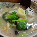 中国家庭料理 家京 - 海鮮たんめん