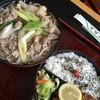 可祝屋 - 料理写真:そば定食