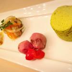 トラットリア キッコ - 料理写真:前菜盛り合わせ
