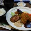 カプリ島 - 料理写真:日替りランチ。