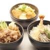 たけ山 - 料理写真:選べるミニ丼