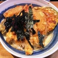 日本一の天丼(並)