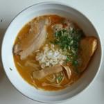 はりけんラーメン - 鶏蕎麦 醤油