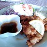 レストラン西厨房 - ザンギランチ