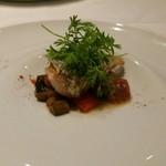 プリミ・バチ - 甘鯛のうろこ焼き