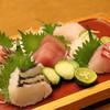 琉球の爺 - 料理写真:お造り盛り合わせ