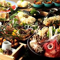 厳選された鮮魚を贅沢に使用☆