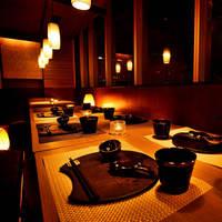 ◆極上の明かりが灯る場所◆当店の特等席♪ご予約殺到中!