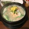 新羅 - 料理写真:サムゲタン