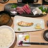 鮮魚・お食事処 山正 - 料理写真:201609 Hanare限定の「お刺身定食DX」(1480円)