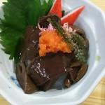 鳥紀 - 料理写真:あみたけおろし