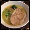 らーめん紬麦 - 料理写真:塩ラーメン 800円