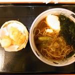 四谷 政吉 - そばと天ぷら