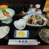 安兵衛 - 料理写真:カツオの定食