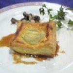5584134 - 牛肉とくるみのパイつつみ焼きシベリア産ハチミツソース
