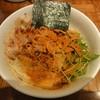 eiTo 8 - 料理写真:スパイシーあぶら麺(並盛)