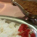 タンドゥール - 辛口の大好きなカレー
