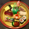 新月寿司 - 料理写真:にぎり寿し