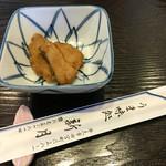 新月寿司 - カツオの煮付け ♪