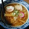 松葉屋食堂 - 料理写真:醤油ラーメン