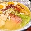 麺処 善龍 - 料理写真:鯛白湯+味玉 780+100円 濃厚な鯛スープ、実にいい感じです。