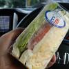 E&M - 料理写真:EMサンド。