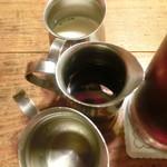 神田伯刺西爾 - ガムシロップとミルク