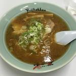 梅光軒 - 「醤油ラーメン」830円 (京王百貨店新宿店の大北海道展)