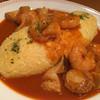 厨 Sawa - 料理写真:アメリカンソースのオムライス¥1680