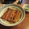 久保田 - 料理写真:限定30食の鰻丼~