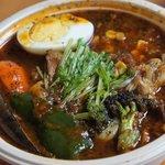 SAMA - 料理写真:チキンベジタブル