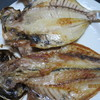 小木曽商店 - 料理写真:調理した鯵&えぼ鯛