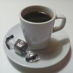 ボンベイ - デミタスコーヒー&一口チョコ