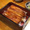 活鰻の店 つぐみ庵 - 料理写真:うな重(蒸してから焼き)