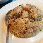 四川亭 - 料理写真:炒飯のおいしいこと