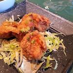 四川亭 - 料理写真:若鳥のからあげ