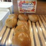 Prato - 熊本和栗クリームパン