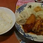 バーミヤン - 料理写真:ランチ