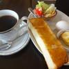 喜ら里 - 料理写真:ブレンド珈琲(モーニング付)