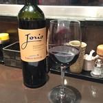 焼鳥とワイン MOJAⅢ世 - ドリンク写真:ワイン