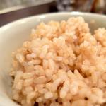 カッフェ トムテ - 玄米