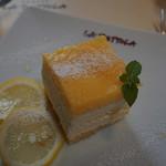ラ・ベットラ・ダ・オチアイ ナゴヤ - レモンのティラミス